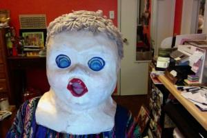 Webcamerantics/Scary Doll