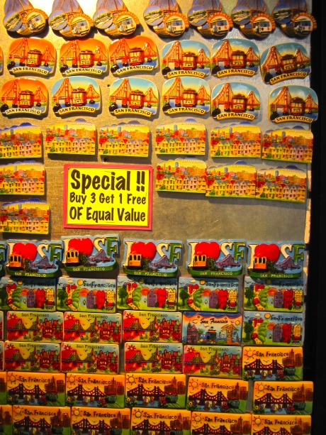 Hope for a Mill Valley refrigerator magnet to add to my collection...