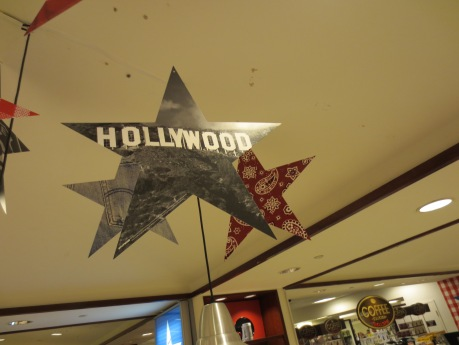 Make sure there are Hollywood Stars too!