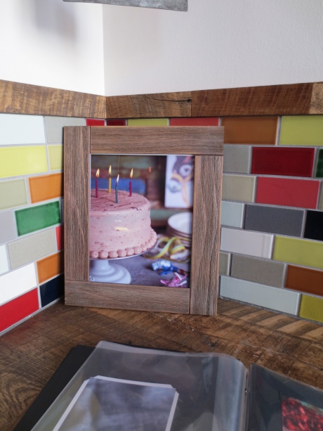 """And this tile design you will see @ the """"Mother Church"""" on McAllister Street, making you feel right @ home."""