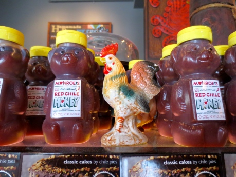 These are guardian chickens!  They make sure that your honey is organic.