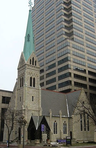 Christ Church Cathedral as it appears today, 2013.