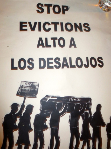 May those who are being evicted get the legal help they need & celebrate that victory next year for Dia de los Muertos.