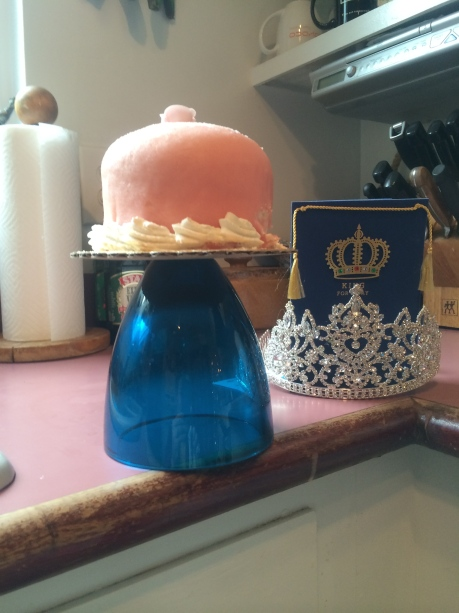 Make no mistake about it!  The truth of the matter is that there is a Royal history behind every Princess Cake!